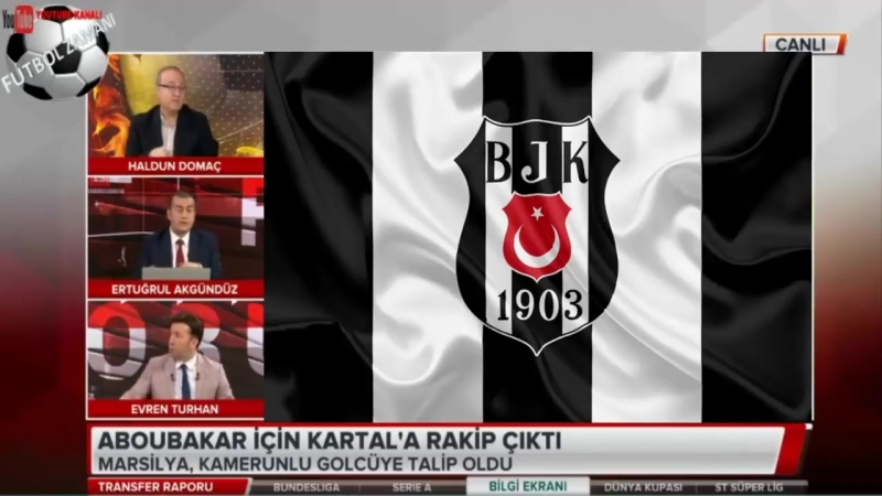 BEŞİKTAŞ Transfer Raporu ¦ Aboubakar Vida Negredo Yorumları 23 Haziran 2018