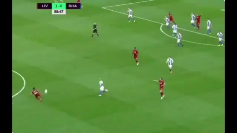 Technique on that pass by @trentaa98 was Gerrardesque ️️️ ily YNWA.mp4
