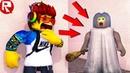 ГРЕННИ ВОСКРЕСЛА! КАК ПОБЕДИТЬ БАБУШКА GRANNY В ROBLOX для детей Детский Игровой Летсплей в РОБЛОКС