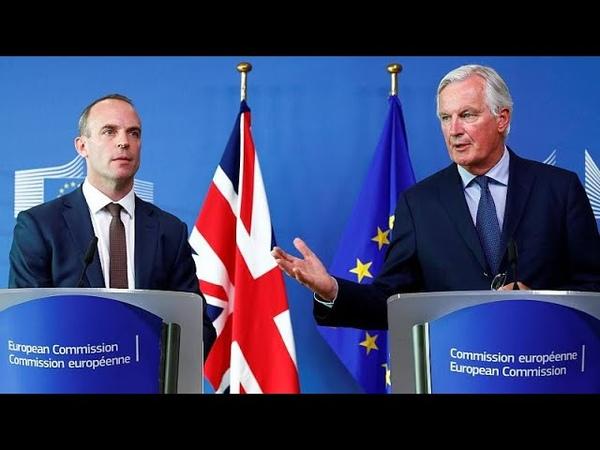 Брексит: соглашение должно быть к ноябрю