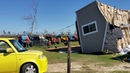 B.A.J.A Club flipping over my 40,000 lb mobile home after Hurricane Michael devastated Panama City,