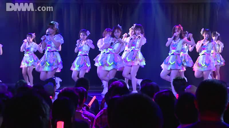 SKE48 Team E 5th Stage SKE Festival (День рождения Суды Акари 2018.11.11) [часть 2]