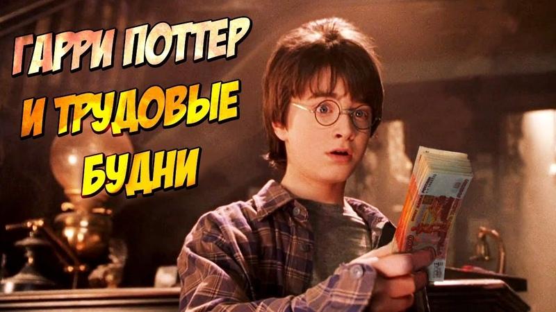 Гарри Поттер на работе (Переозвучка). TheNafig