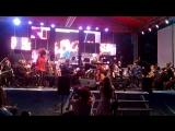 Омский академический симфонический оркестр, джазовое трио Даниила Крамера и Дебора Чести (Jazz Park 2018)