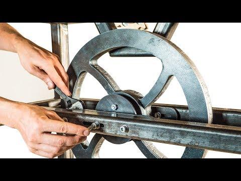 Flywheel - Marble Machine X 46