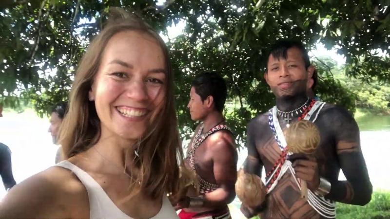 Индейское племя Эмбера