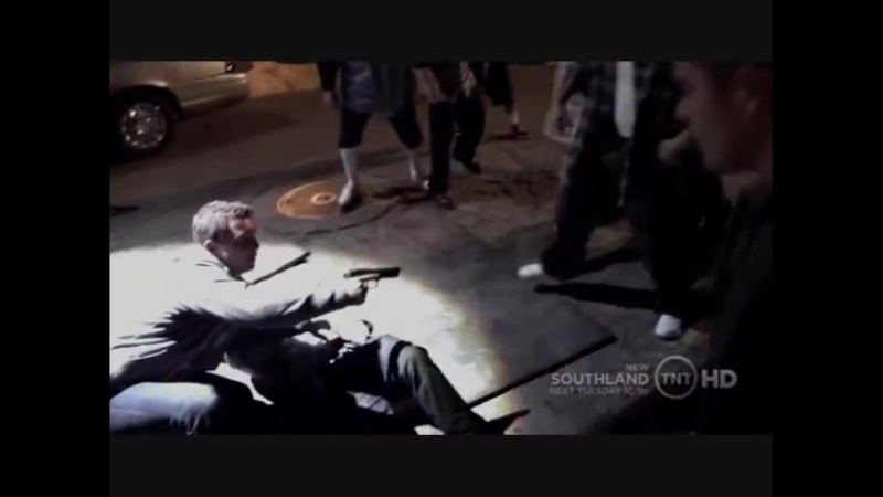 Southland - Officer Down