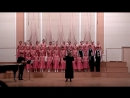 Отчетный концерт в Гнесинке