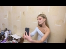 Снимаем Бьюти с Лилией Блажевской у меня в домашней студии