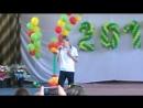 Яцына Глеб(Ультра-2) - Одноклассники точка ру - Возможно Митяев. Выступление в школе. Выпускной 25.07.17
