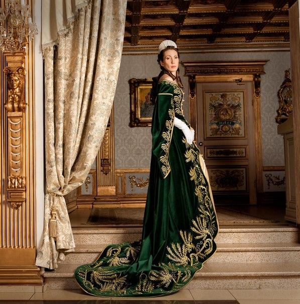 Прокат платья исторические