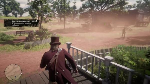 Мэддисон играет в Red Dead Redemption 2 - Он не мог поймать пулю ртом