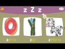 The Z Chant _ Phonics and Vocabulary _ Think Read Write _ ELF Learning _ ABC Alphabet