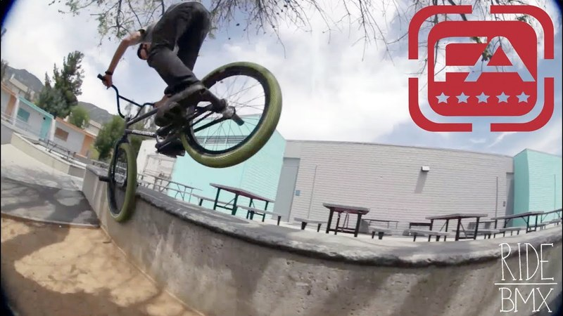 SUNDAY SHRED DAY - FREE AGENT insidebmx