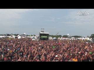 VISIONS OF ATLANTIS - LIVE AT WACKEN OPEN AIR. 2011