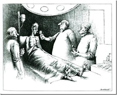 Психотипы врачей (Юмор).