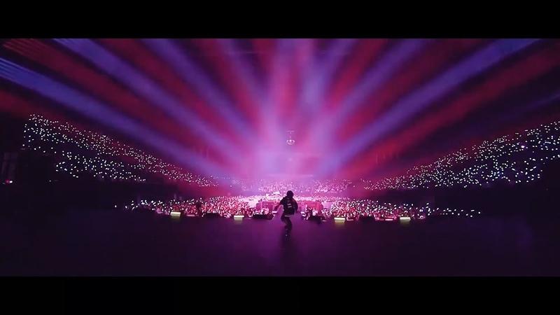 "JIN AKANISHI赤西仁- Go Higher(Rearranged) JIN AKANISHI LIVE TOUR 2018 ""Blessèd"" in MAKUHARI"