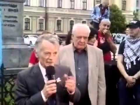 Мустафа Джемилев и Владимир Буковский