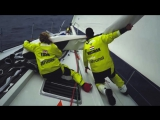 It won't be long before hell breaks loose on the Southern Ocean. We're glad to show you a last sunny video.🌞 With a complimentar