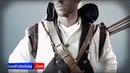 Sergio Ramos y Piqué Assasin's Creed 3 Trailer 2012