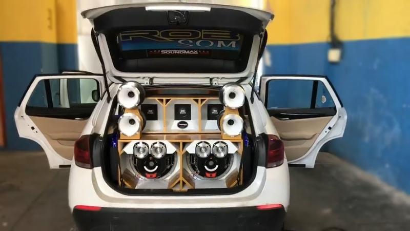 TESTANDO O SOM DA BMW X1   Forró de qualidade