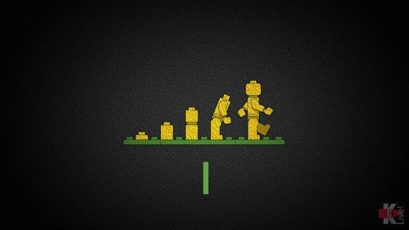 Lego TECHNIC Бульдозер