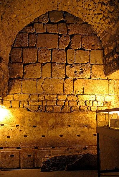 западный камень стена плача