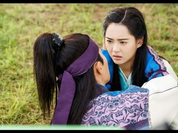Sunwoo x Ahro (화랑) Hyolyn- Became Each Others TearsOur Tears