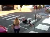 В Бразилии женщина застрелила грабителя