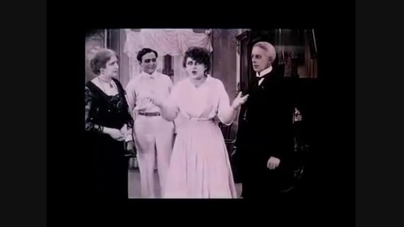 Slægternes Kamp Битва за семью (1918)