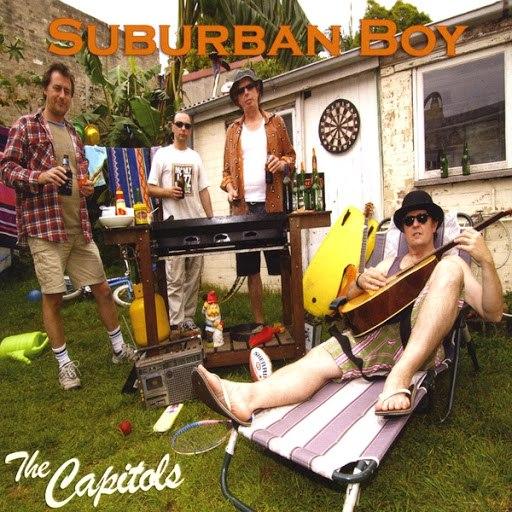The Capitols альбом Suburban Boy