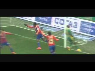ЦСКА – Кубань 6-0 Обзор матча и все голы CSKA – Kuban 6-0 РФПЛ 18-10-2014