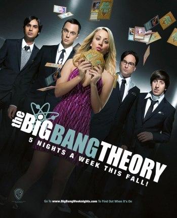 Теория большого взрыва / The Big Bang Theory | 5 Сезон