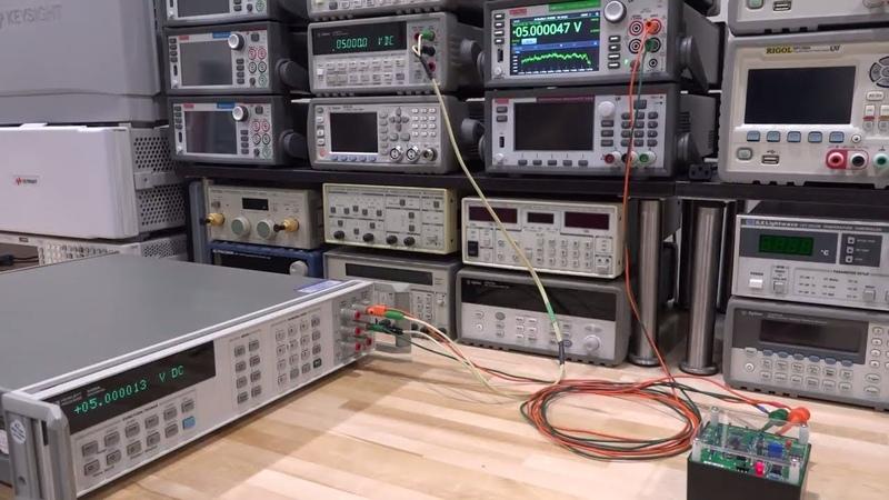TSP 122 - Teardown, Repair Upgrade of an Agilent 3458A 8.5 Digit Digital Multimeter