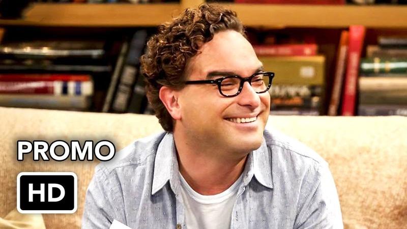 The Big Bang Theory 12x05 Promo The Planetarium Collision (HD)