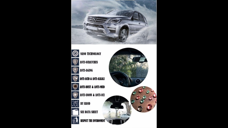 Антидождь для Вашего авто