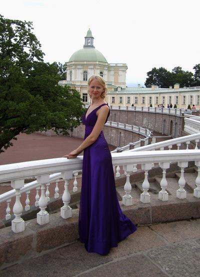Инна Прохоренко, 25 сентября , Москва, id33722841