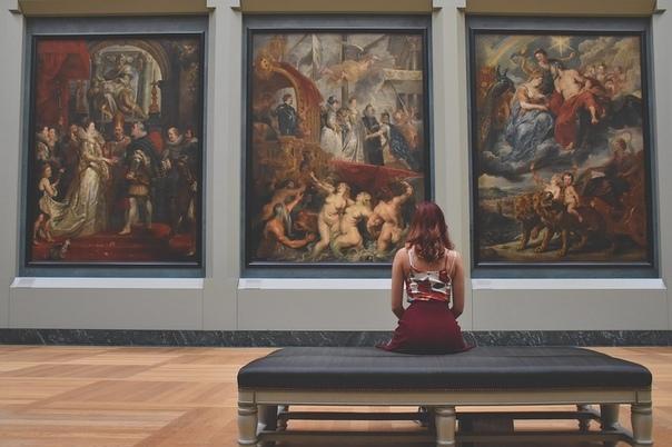 Всемирно известные музеи отцифровали и выложили свои коллекции онлайн.