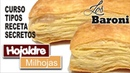 TODO SOBRE EL HOJALDRE LOS BARONI ALL ABOUT THE PUFF PASTRY