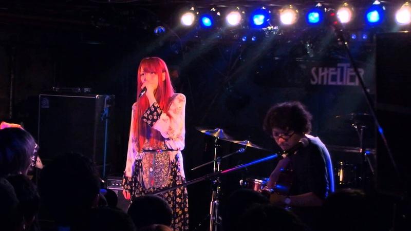 2015/10/17 『Drifter』/望月かなみ(solo)@下北沢shelter カナミル生誕