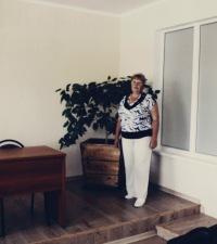 Любовь Городова, 20 сентября 1955, Ялта, id177872720