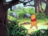 Винни Пух - Великое похищение горшка с мёдом, Мультики для детей дисней