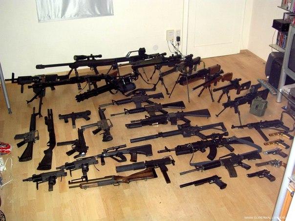 Легалізована зброя
