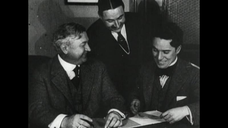 Неизвестный Чаплин. Мои самые счастливые годы. 1 серия