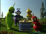 Dance with the Teletubbies
