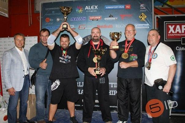 Alexander Filimonov, Denis Cyplenkov, Andrey Sharkoff, Sergey Badyuk, Odd E Haugen