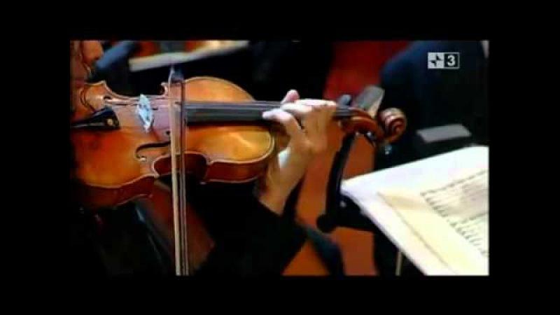 Nemanja RADULOVIC PAGANINI Concerto VIDEO Ier Mvt fin RAI 22 Septembre 2010