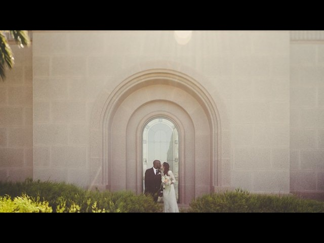 Amanda Adam's Wedding in Stop-Motion | Laguna Beach, California