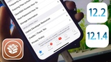 Jailbreak Root iOS 12.2 - 12.1.4 - 12.3 beta 4 (A12 works) with Cydia!