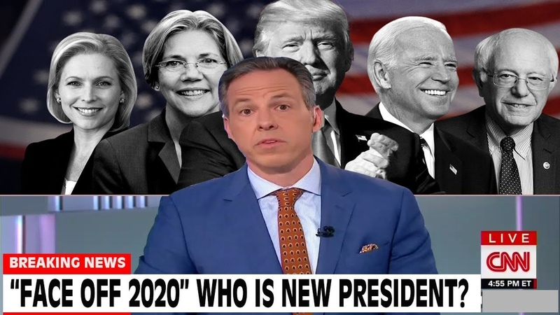 Jake Tapper Revealed Women's Overthrow in 2020 and Trump in JAIL